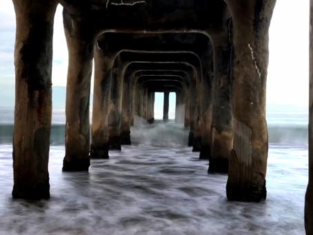 Manhattan Beach Photowalk: Long exposures on your iPhone
