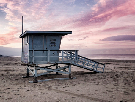 Photowalk: February 1, 2019 in Manhattan Beach
