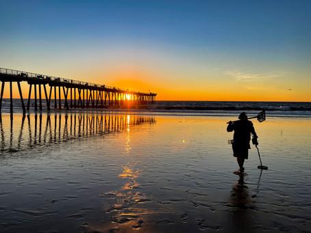 Hermosa Beach Sunset Photowalk 12/14/20