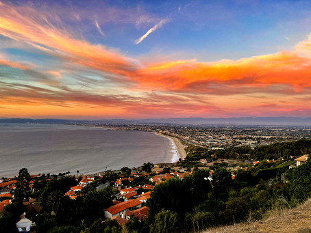 Palos Verdes Sunset Photowalk, 12/9/2020