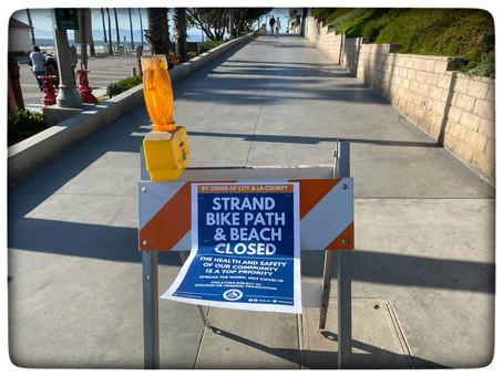 COVID-19: Manhattan, Hermosa and Redondo Beaches are closed temporarily