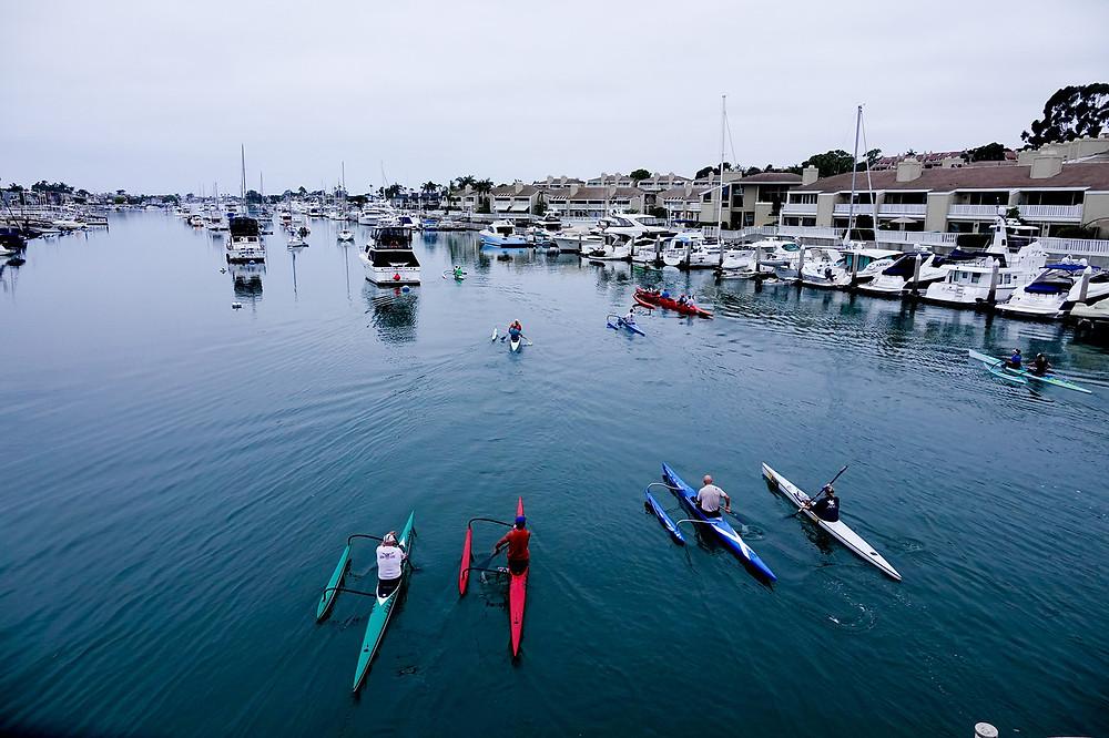Newport Beach Balboa Island Photowalk