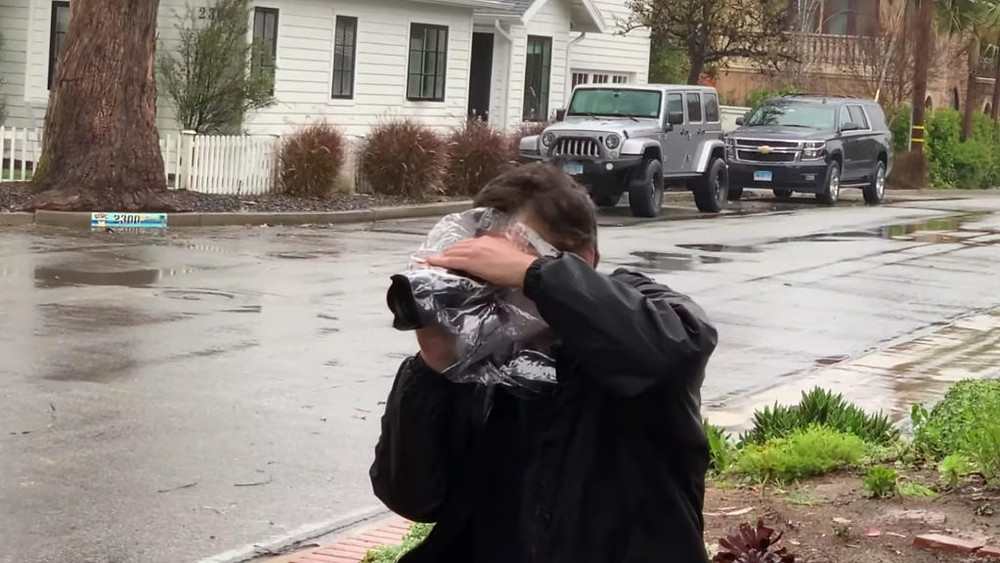 How to take great photos in the rain