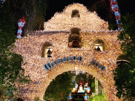 Mission Inn Riverside Festival of Lights | Photowalk