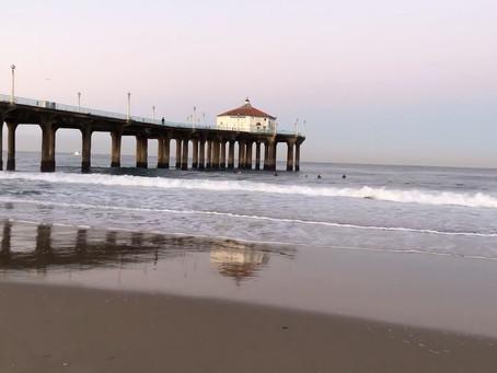 Manhattan Beach Photographer -Morning Time-lapse