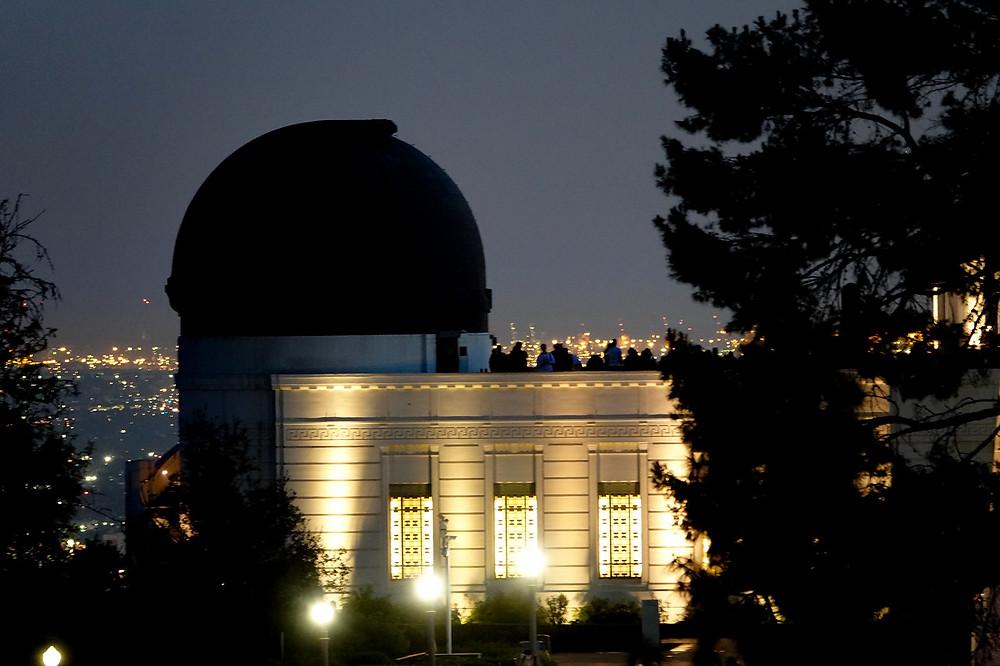 Photowalk Griffith Observatory