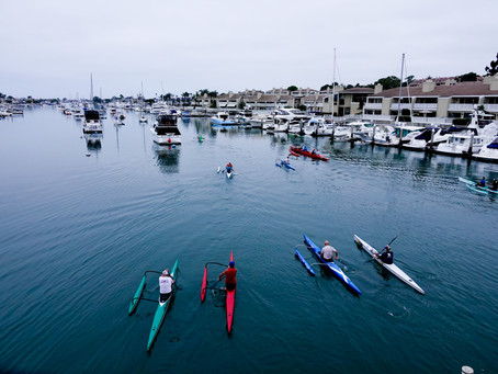 Balboa Island Photowalk in Newport Beach