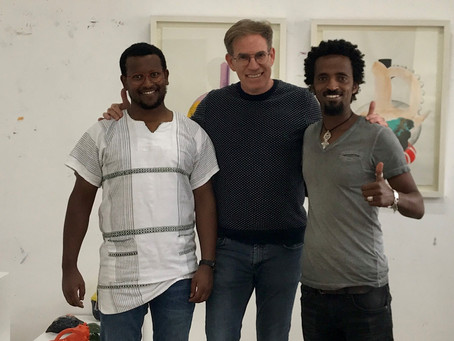 Robel Temesgen & Dawit Abebe (Ethiopia), Nov-Dec 2018