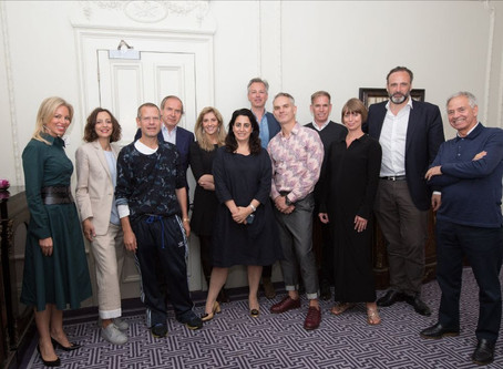 Serge Tiroche on Selection Committee for the Accessible Art Fair Brussels (ACAF) 2019