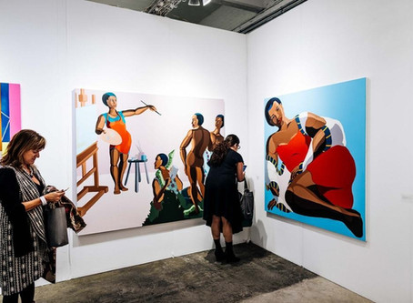 Press: Nirit Takele at 1:54 Contemporary Africa Art Fair