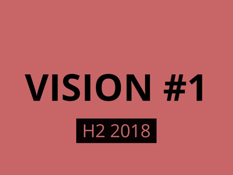 Vision #1 February 2019