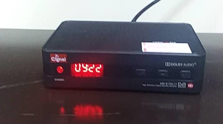 cignal tv box