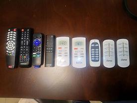 all remotes.JPG