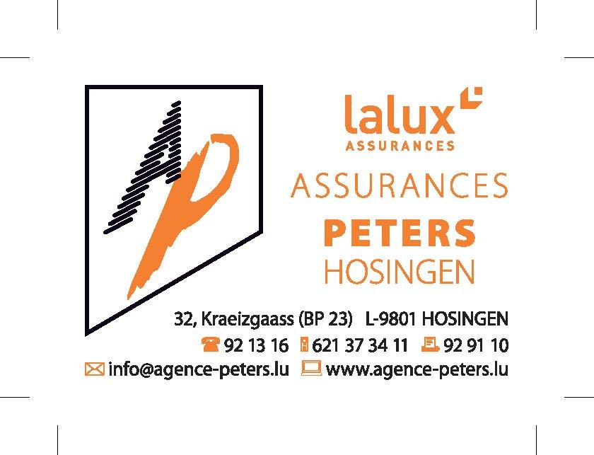 lalux Assurances - Peters