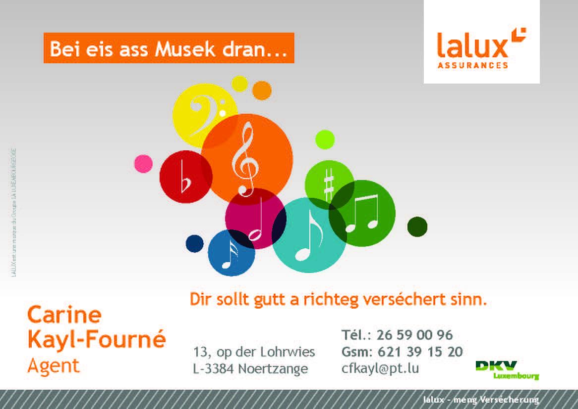 lalux Assurances - Fourné