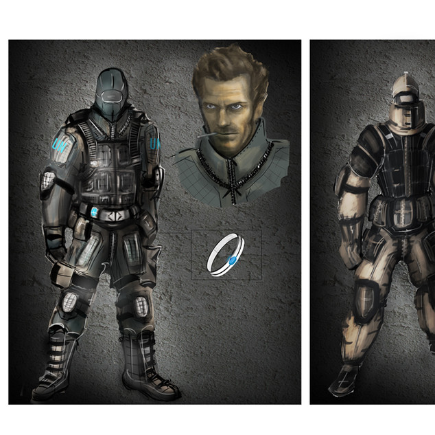 CHARECTER AND COSTUME DESIGN