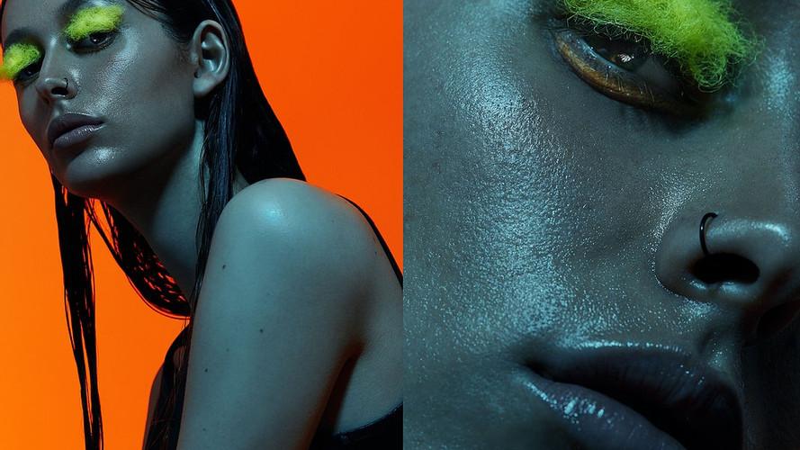 Mickaela Berman // Hair & Make Up