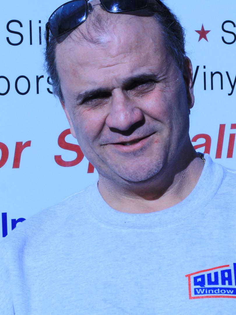Paul Kilrow - Professional Installer from Quality Window & Door inc., Owner & Expert Installer.