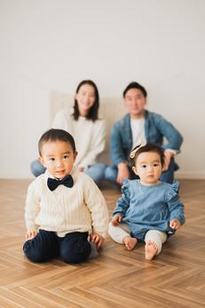 家族写真 m.photography sutudio