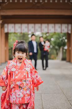 七五三 稲毛浅間神社