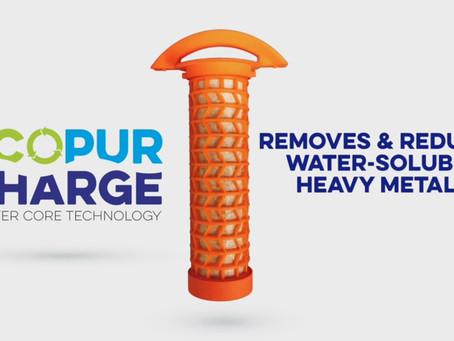 Ogranicz konserwację wanny z hydromasażem dzięki EcoPur Charge