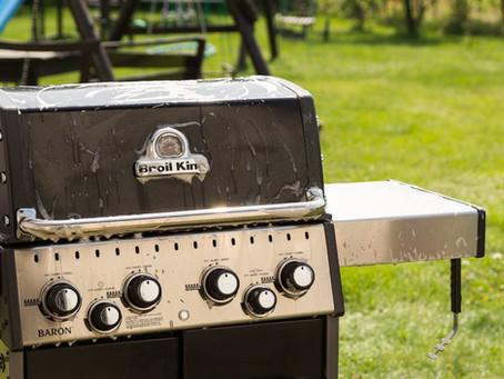 Czas na przygotowanie grilla do sezonu