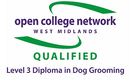 OCN Level 3 qualified Doncater dog groomer
