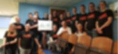 Adwick Tri Club in Doncaster Team Photo