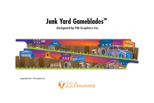 Junk Yard - In the Yard GameBlades™