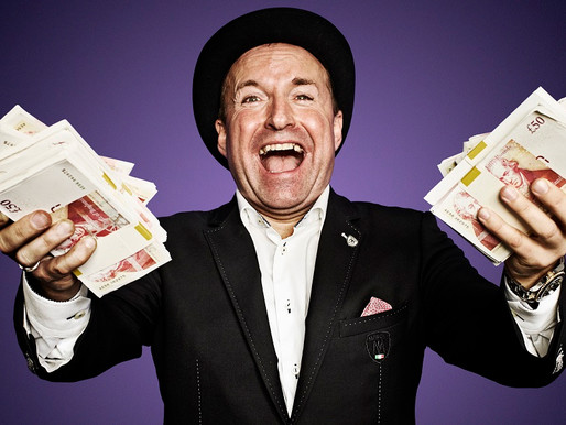 BROADCAST: Bank of Dave star returns to C4