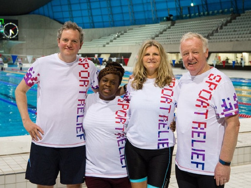 BBC Two announces Famously Unfit… for Sport Relief 2018