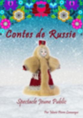 Affiche Contes de Russie sans bordure.jp