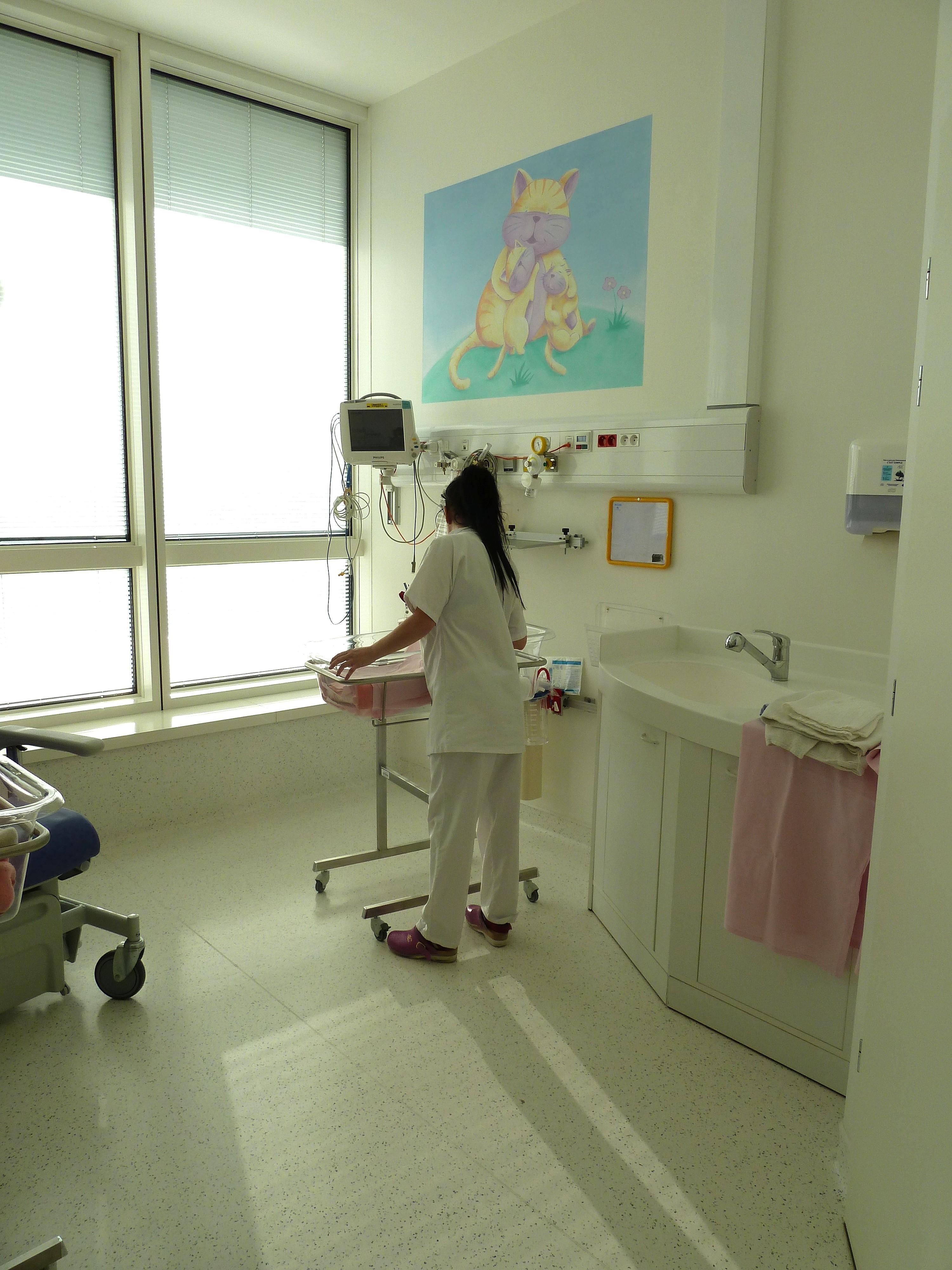chambre-chat hôpital Toulon