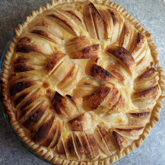 "Ma Tarte aux pommes ""Boscoop"""