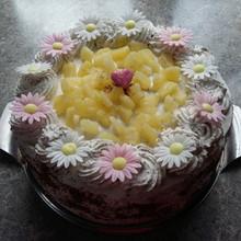 Mon Gâteau à l' Ananas_
