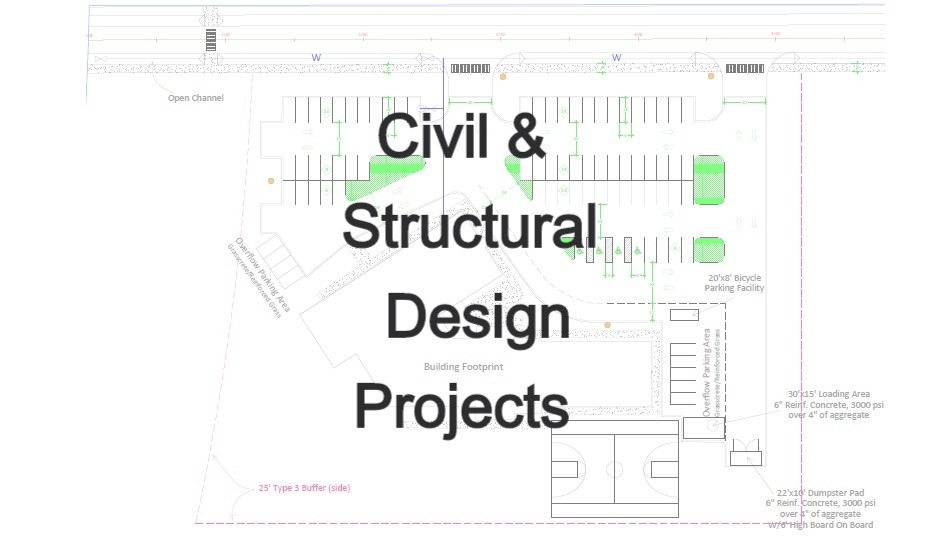 Civil & Structural Design Projects