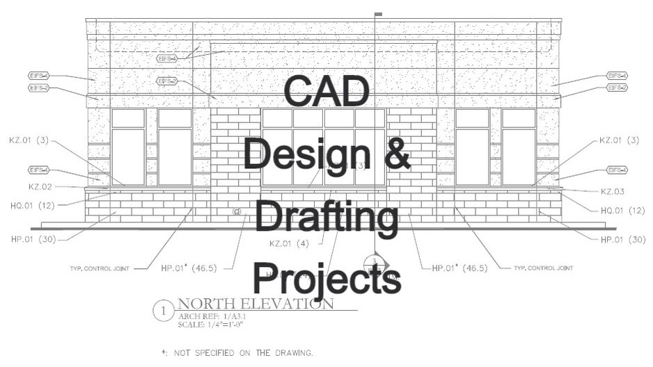 CAD Design & Drafting Projects