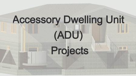 ADU Projects
