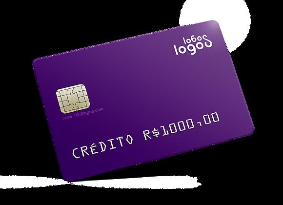 Crédito R$1000