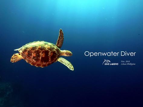 [2019년 3-4월] 오픈워터 교육 안내 - 스쿠버다이빙 입문과정