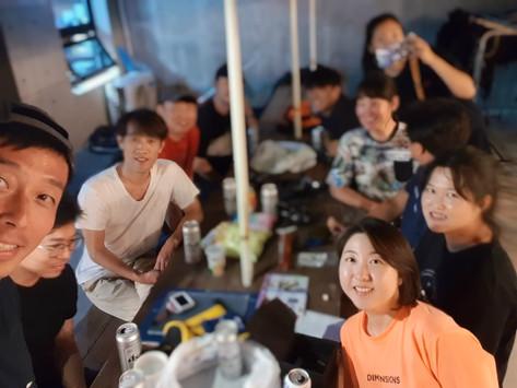 [2019 6월] 제주다이빙 다시보기 - 6/29일 그들이 왔다....