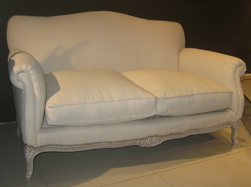 25%OFF Sofa Luis XV restaurado pieza unica