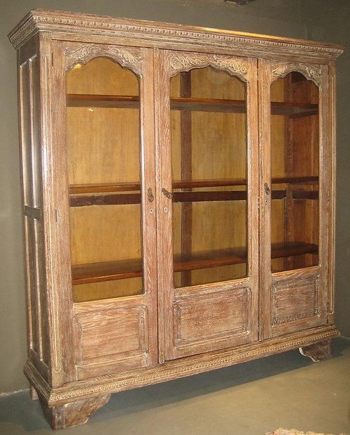 Biblioteca 3 puertas