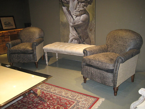 Replica Sillon Ingles Chippendale