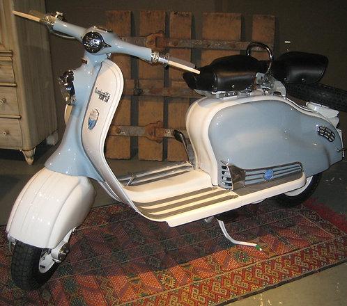 Lambretta restaurado año 1958