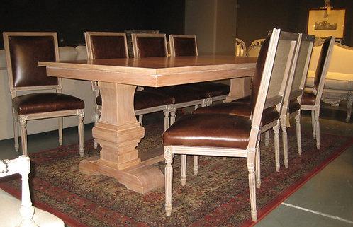 Mesa y sillas RH se hace a pedido