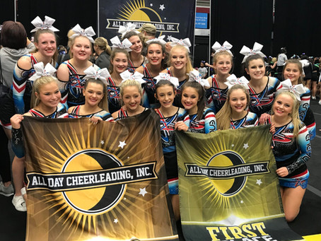 Cheer Energy Takes Grand Champion Title