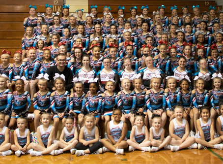 Cheer Energy '18-'19 Season Showcase