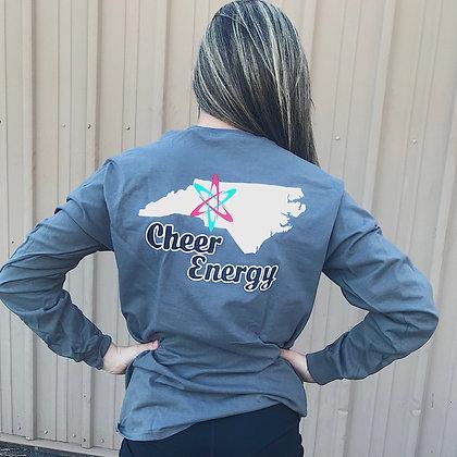 Cheer Energy NC Shirt Long Sleeve