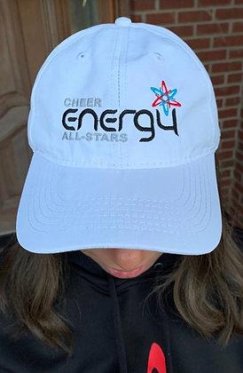 Cheer Energy Hat- White